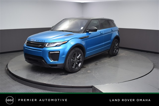 New 2018 Land Rover Range Evoque