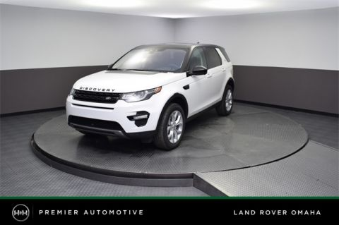 New 2019 Land Rover Discovery Sport